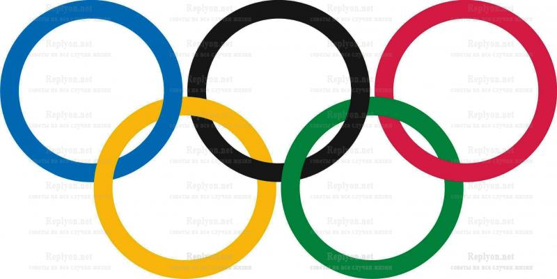 Доклад символика и атрибутика олимпийских игр 9676