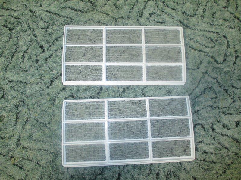 Фильтры грубой очистки кондиционера