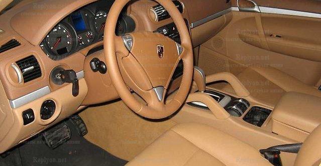 Поддержанный Porsche Cayenne