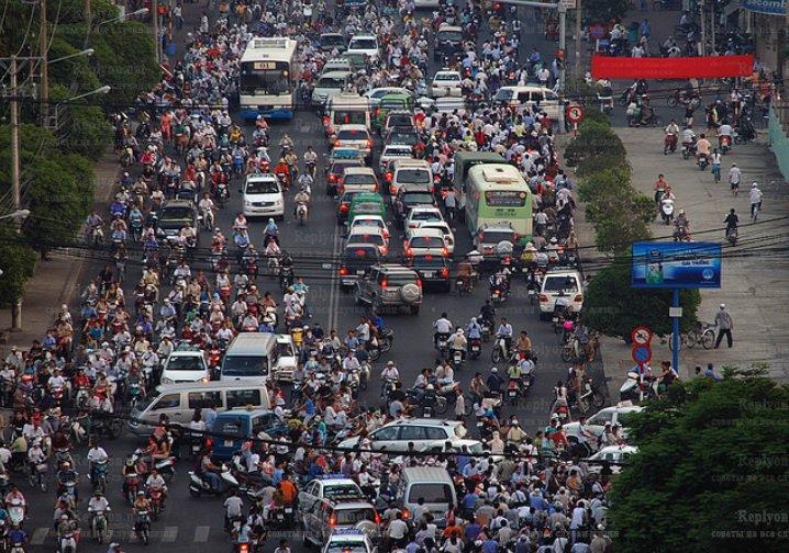 Вьетнам движение
