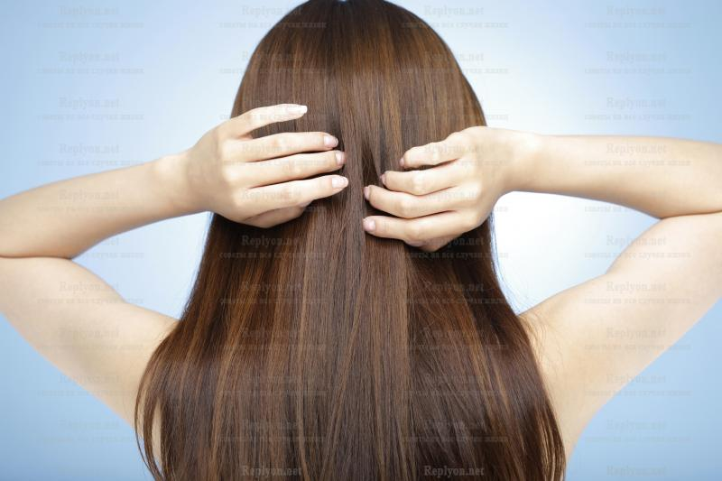 Натуральный краситель для волос