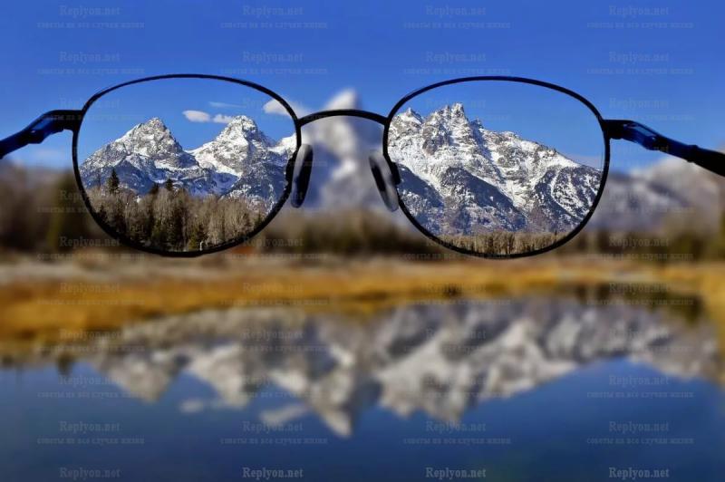 Средства для восстановления зрения