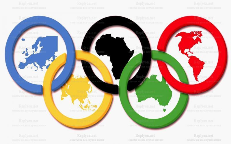 Значение олимпийских колец