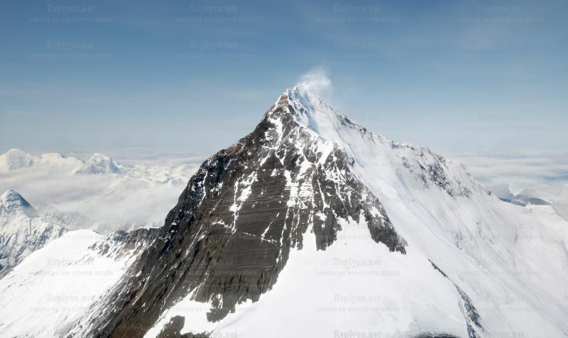 Вершина Эвереста (Джомолунгма)